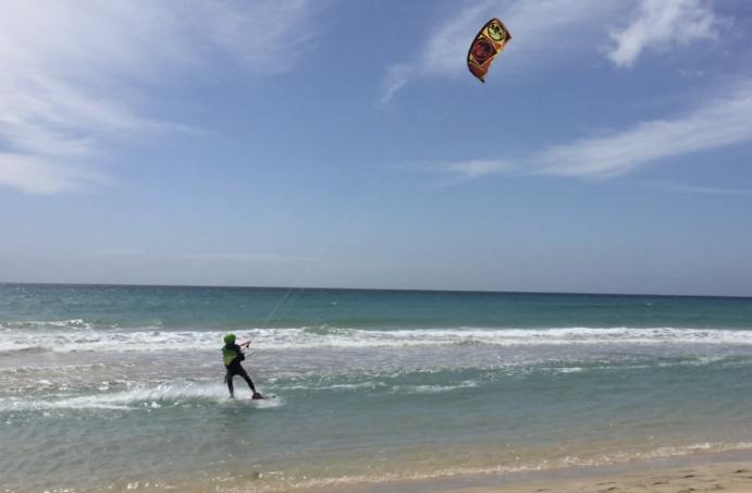 RWB Zielfonds investiert in Kite Surfing Ausrüster